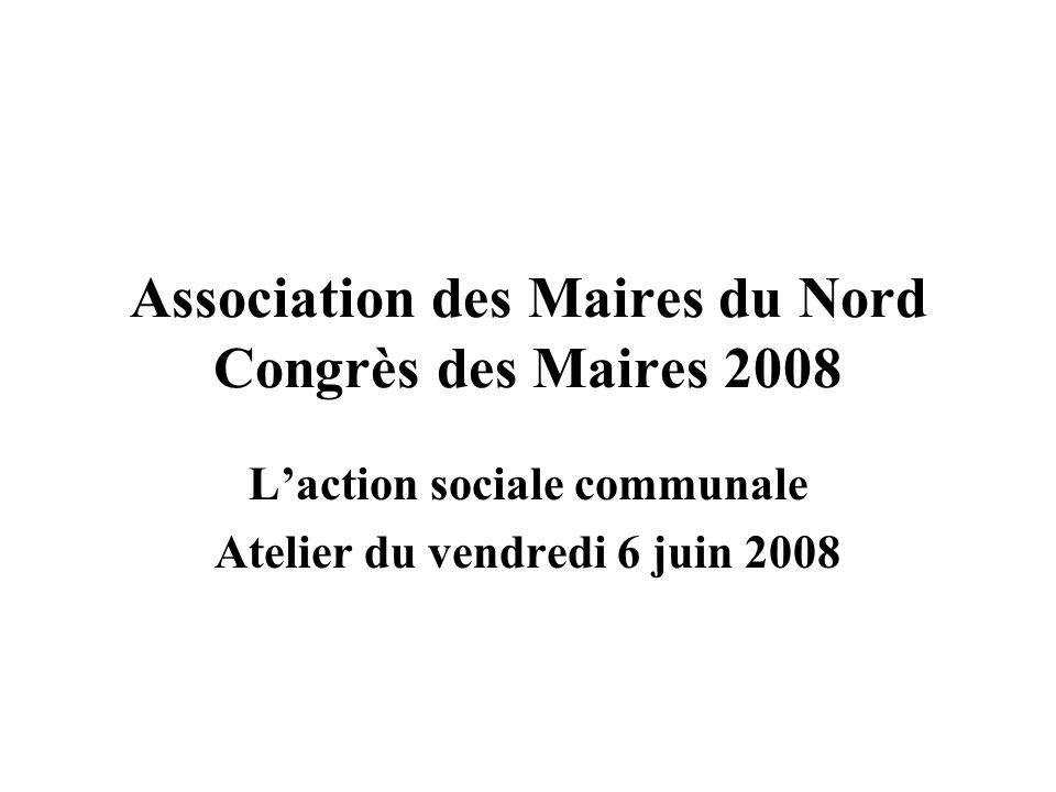 Association des Maires du Nord Congrès des Maires 2008