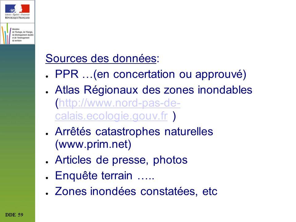 PPR …(en concertation ou approuvé)