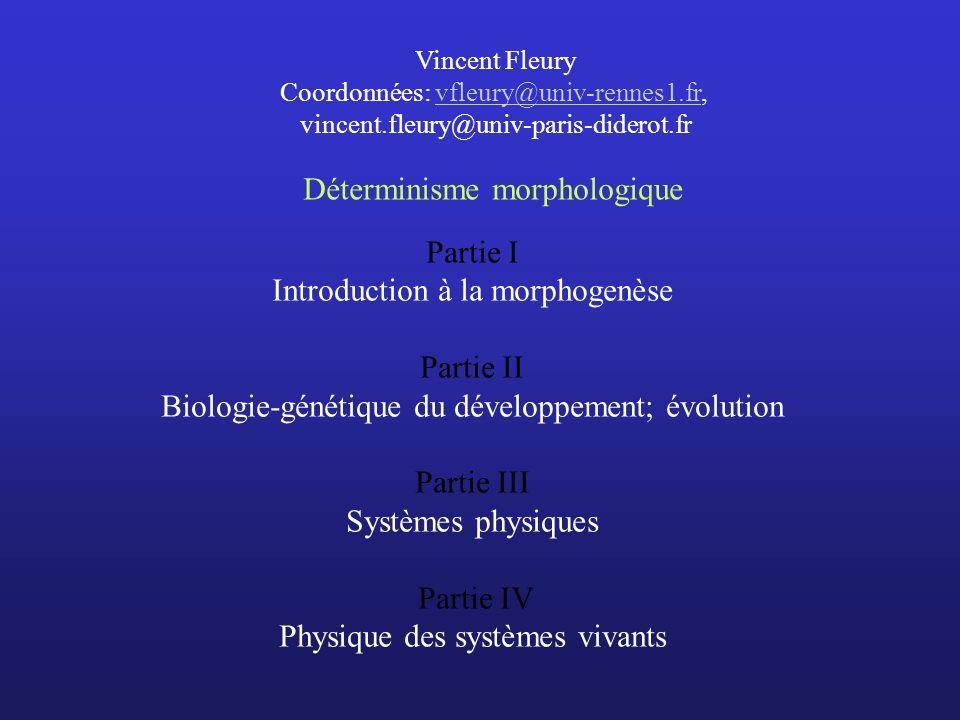 Coordonnées: vfleury@univ-rennes1.fr,