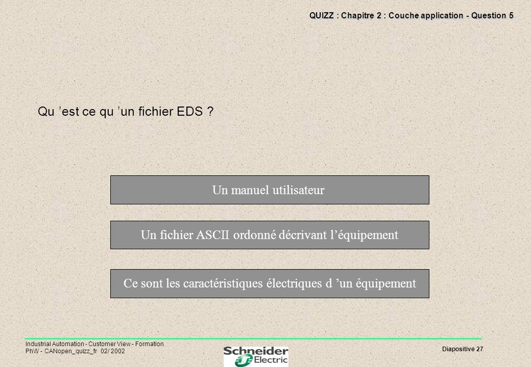 QUIZZ : Chapitre 2 : Couche application - Question 5