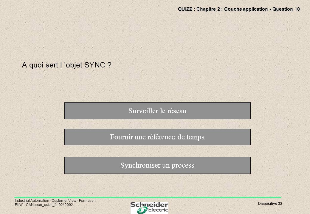QUIZZ : Chapitre 2 : Couche application - Question 10