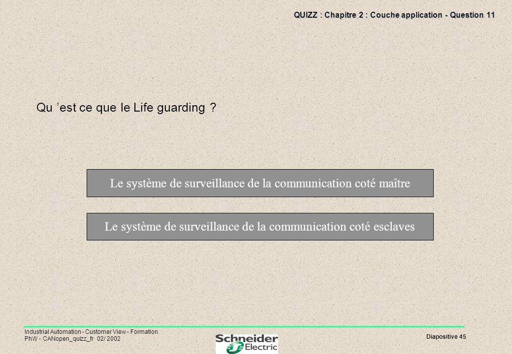 QUIZZ : Chapitre 2 : Couche application - Question 11