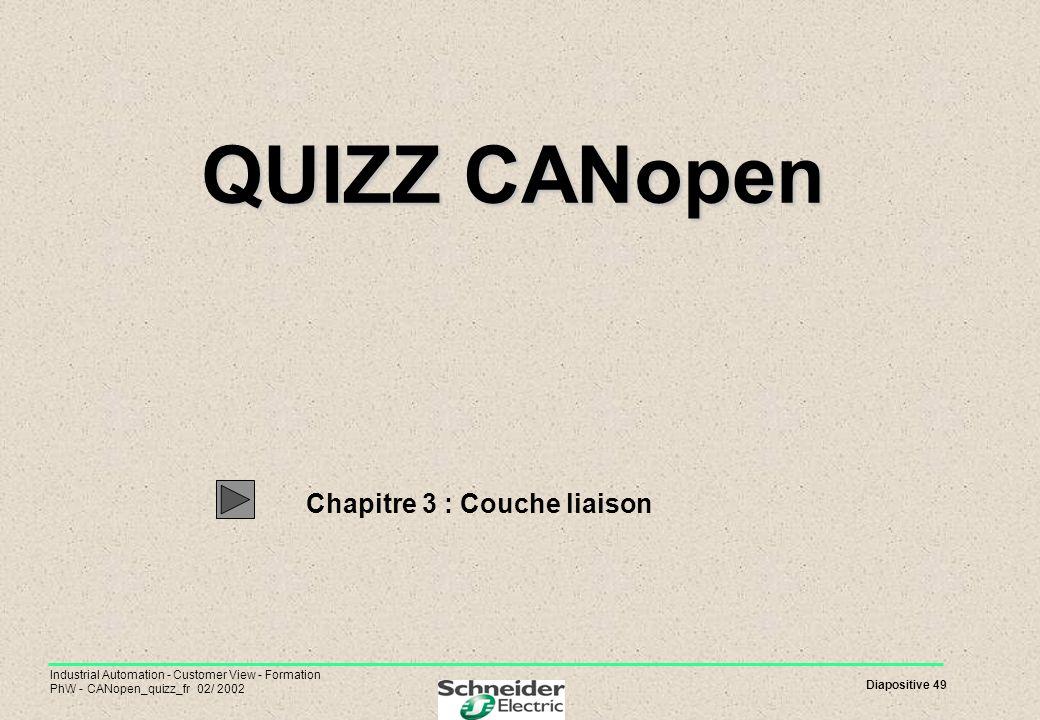 Chapitre 3 : Couche liaison