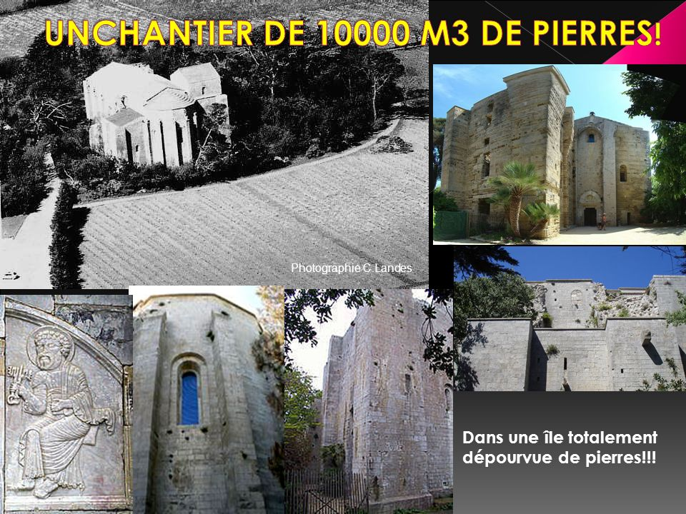 UNCHANTIER DE 10000 M3 DE PIERRES!