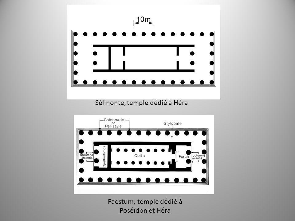 Sélinonte, temple dédié à Héra