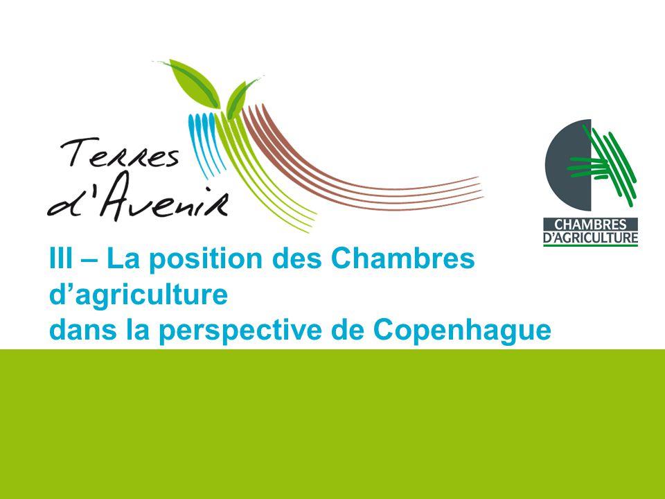 Changement climatique l 39 agriculture pleinement concern e ppt t l charger - Chambre d agriculture grenoble ...