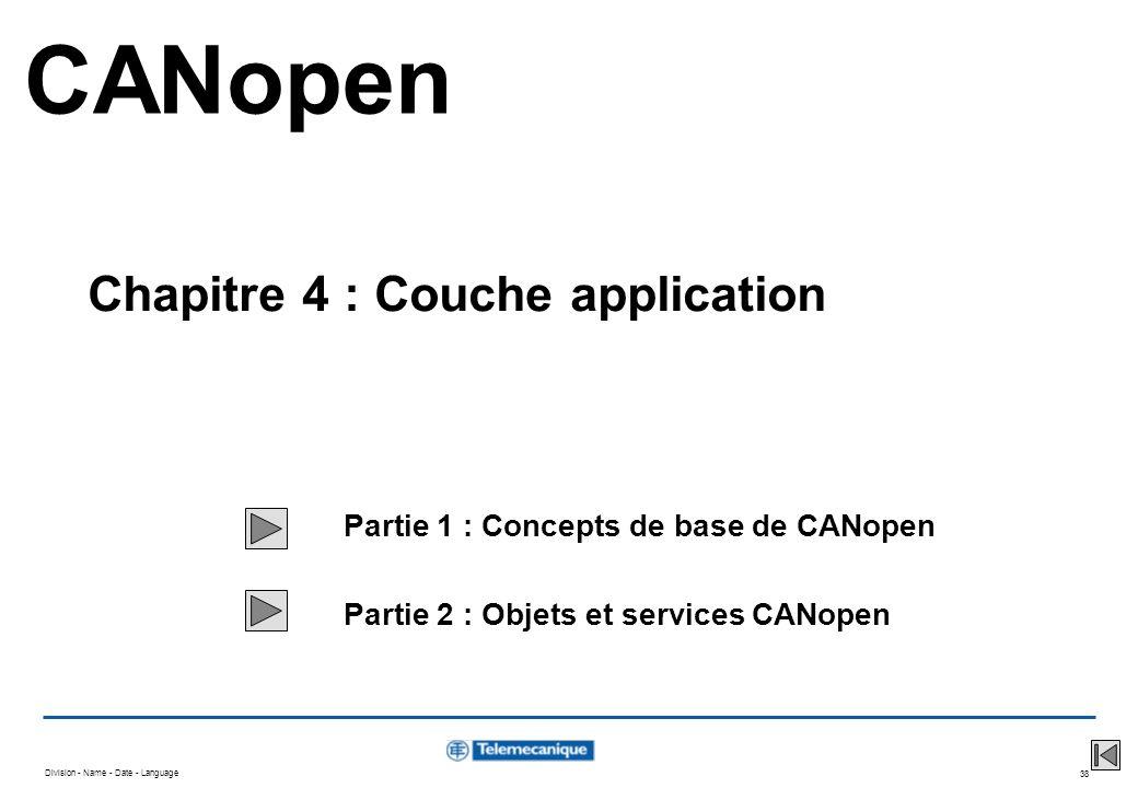 Chapitre 4 : Couche application