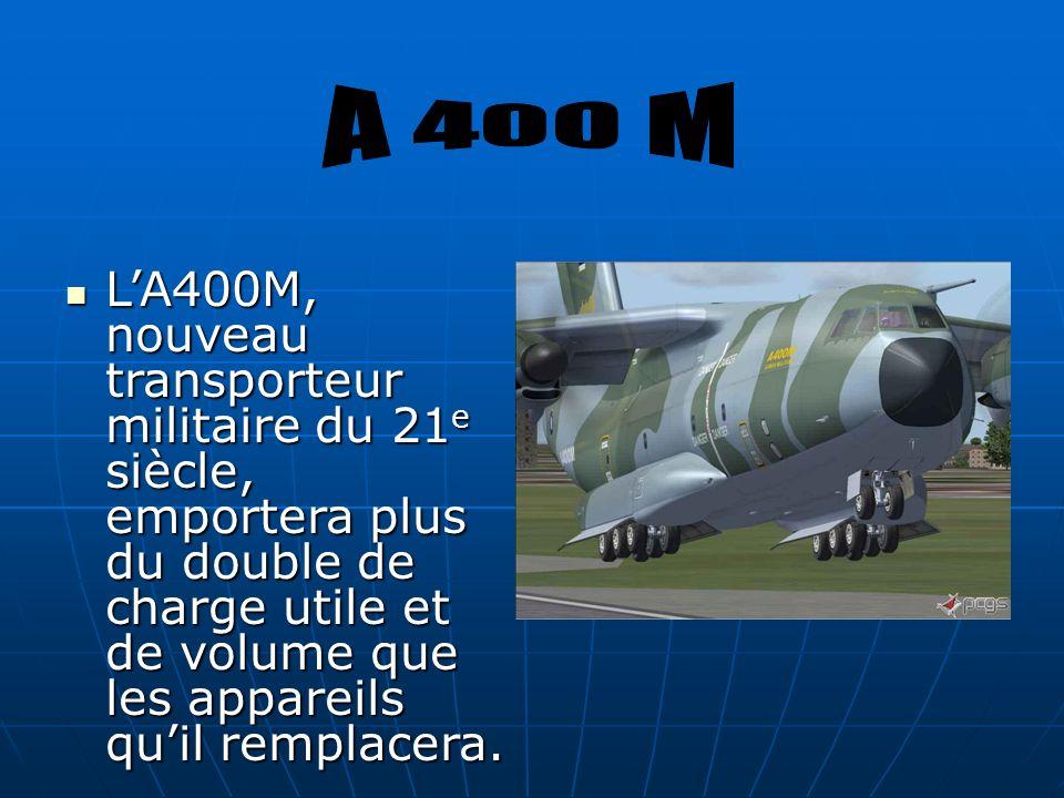 A 400 M