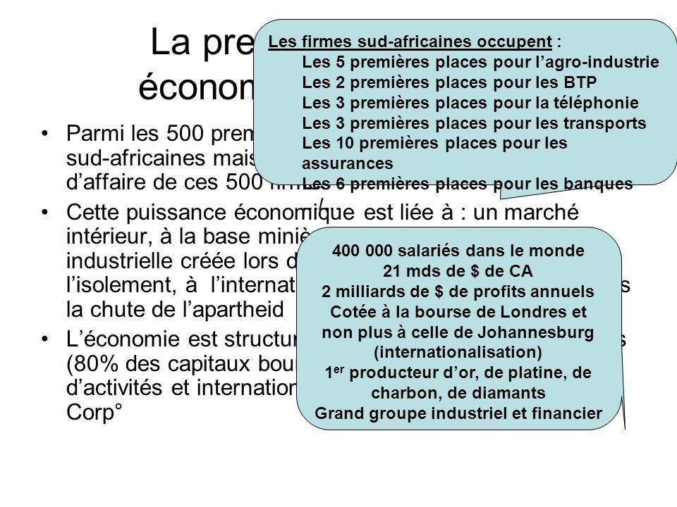La première puissance économique de l'Afrique
