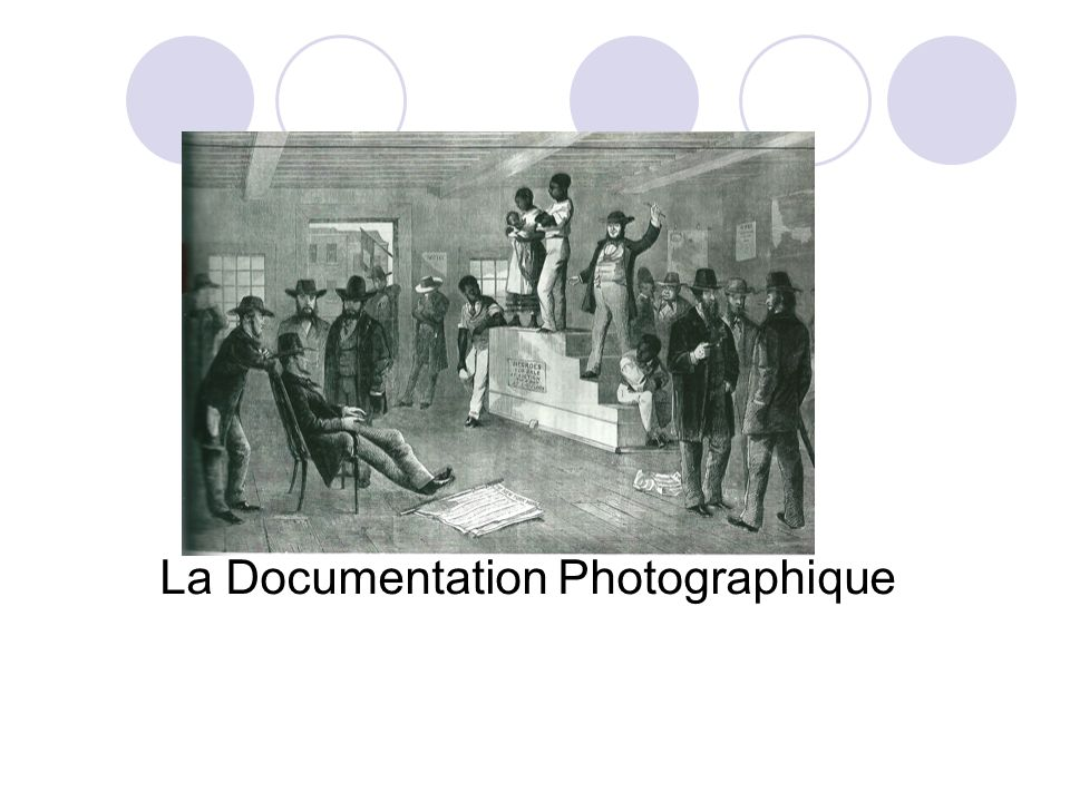 La Documentation Photographique