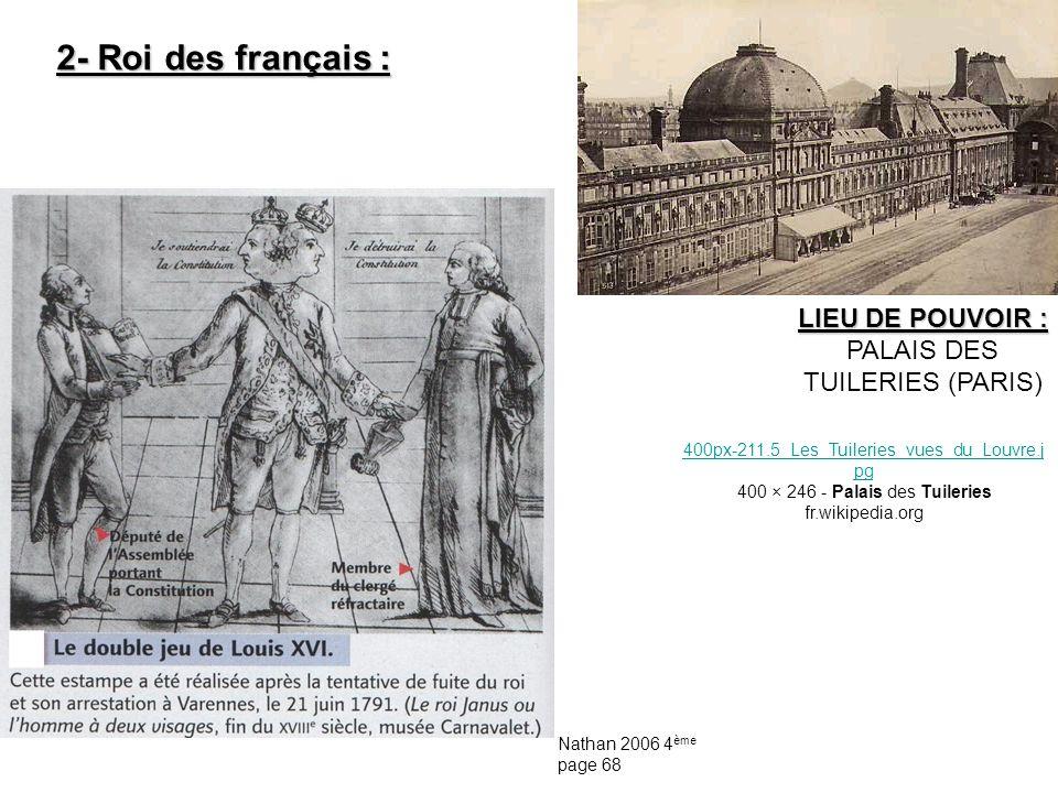 400 × 246 - Palais des Tuileries