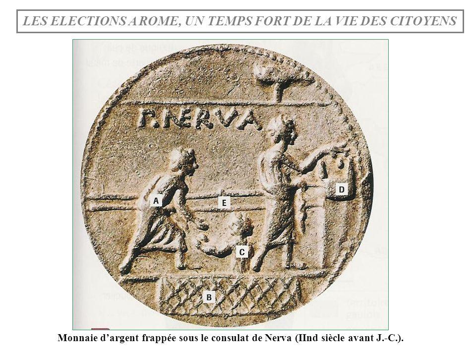 LES ELECTIONS A ROME, UN TEMPS FORT DE LA VIE DES CITOYENS