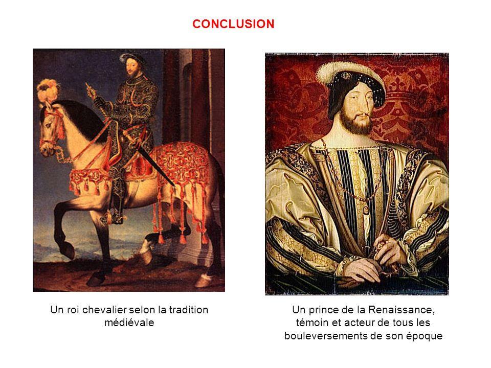 Un roi chevalier selon la tradition médiévale