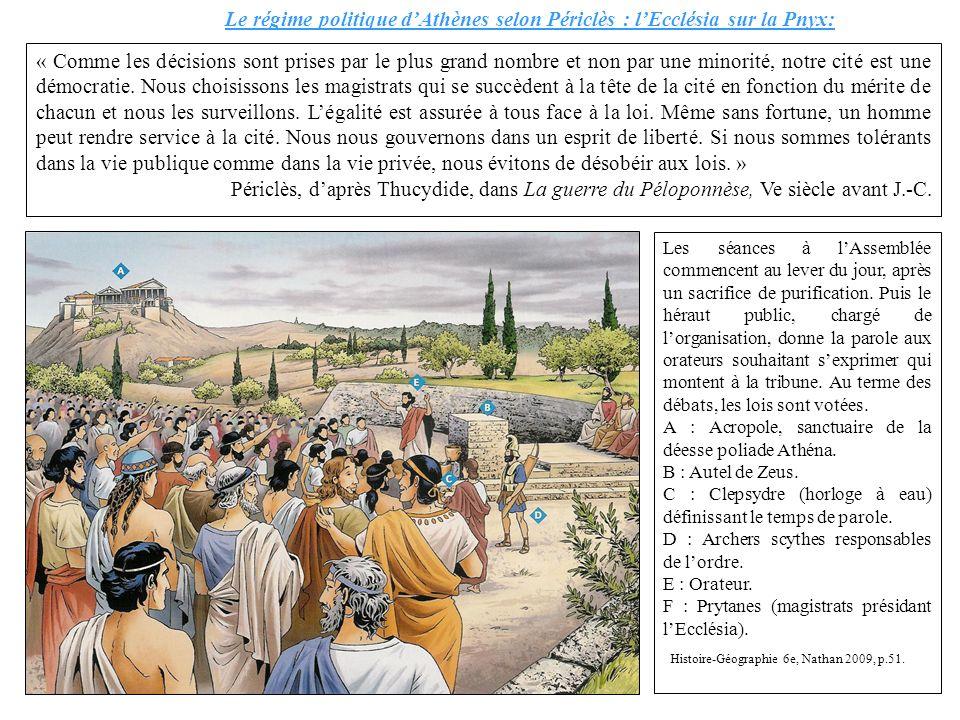 Histoire-Géographie 6e, Nathan 2009, p.51.