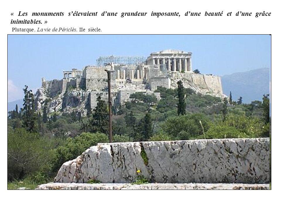 L'Acropole, aujourd'hui.
