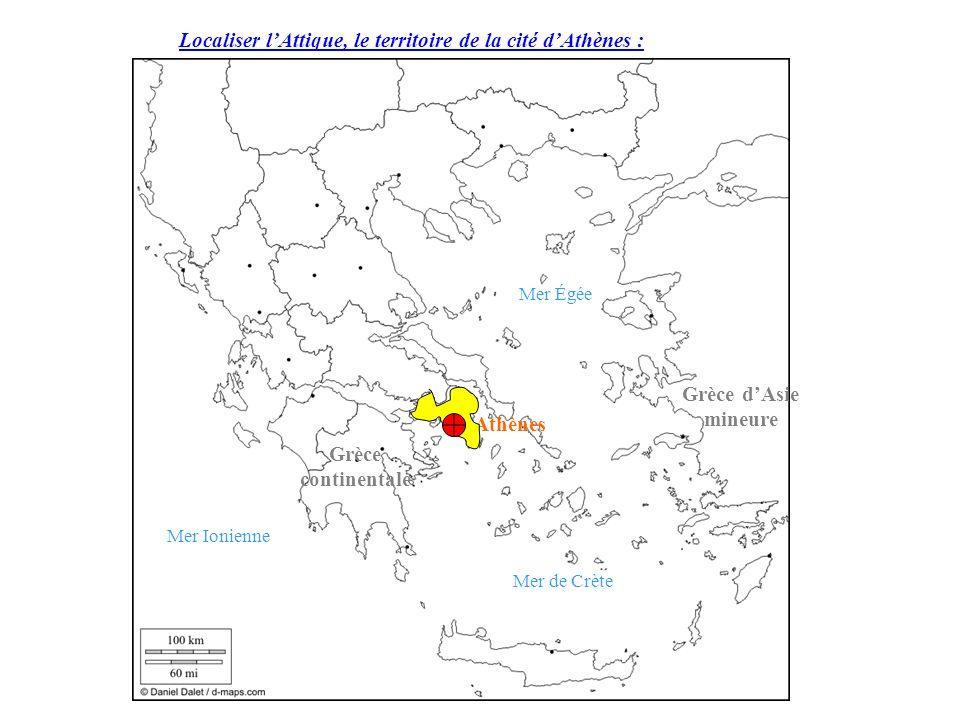 Grèce d'Asie mineure Grèce continentale