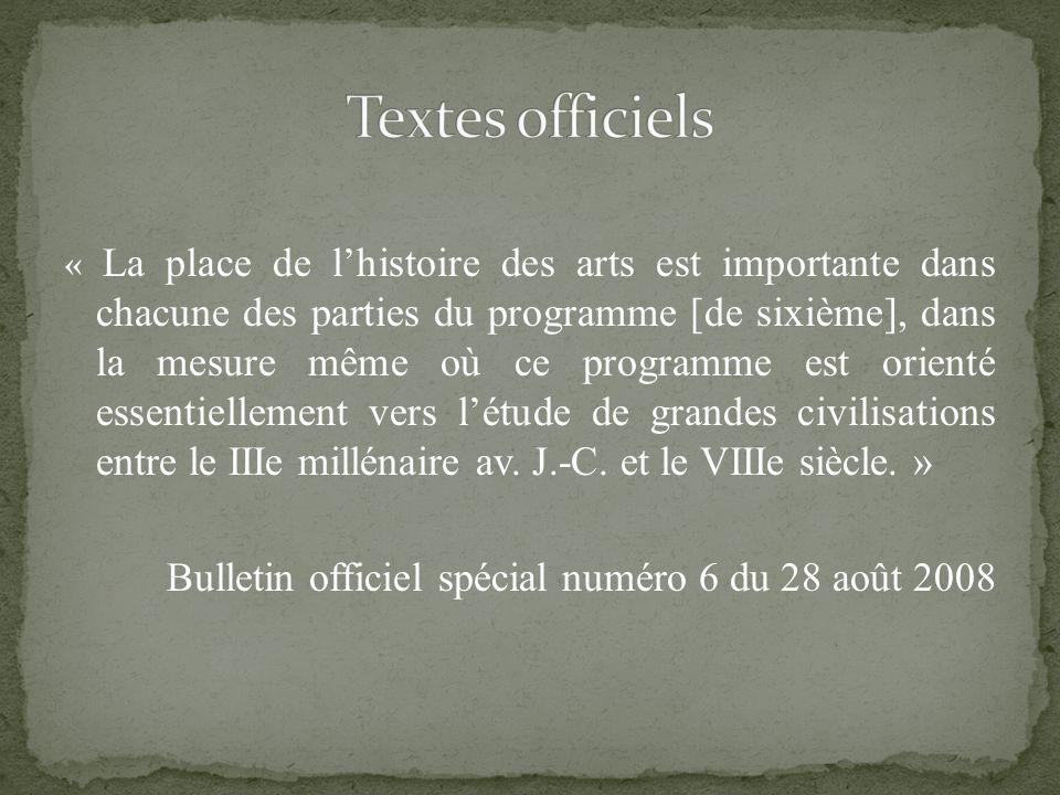 Textes officiels Bulletin officiel spécial numéro 6 du 28 août 2008