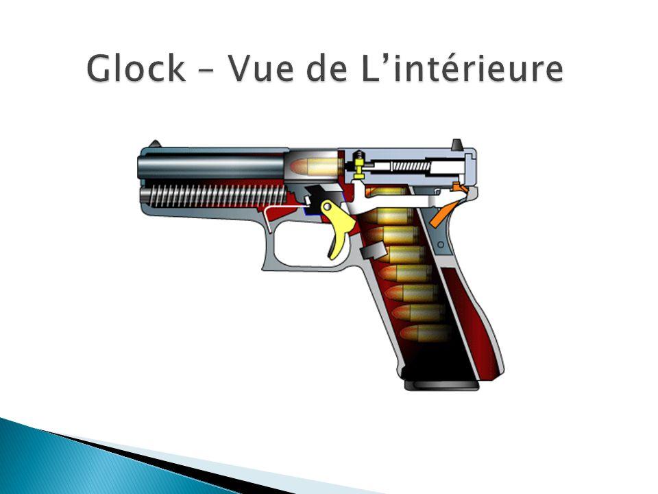 Glock – Vue de L'intérieure