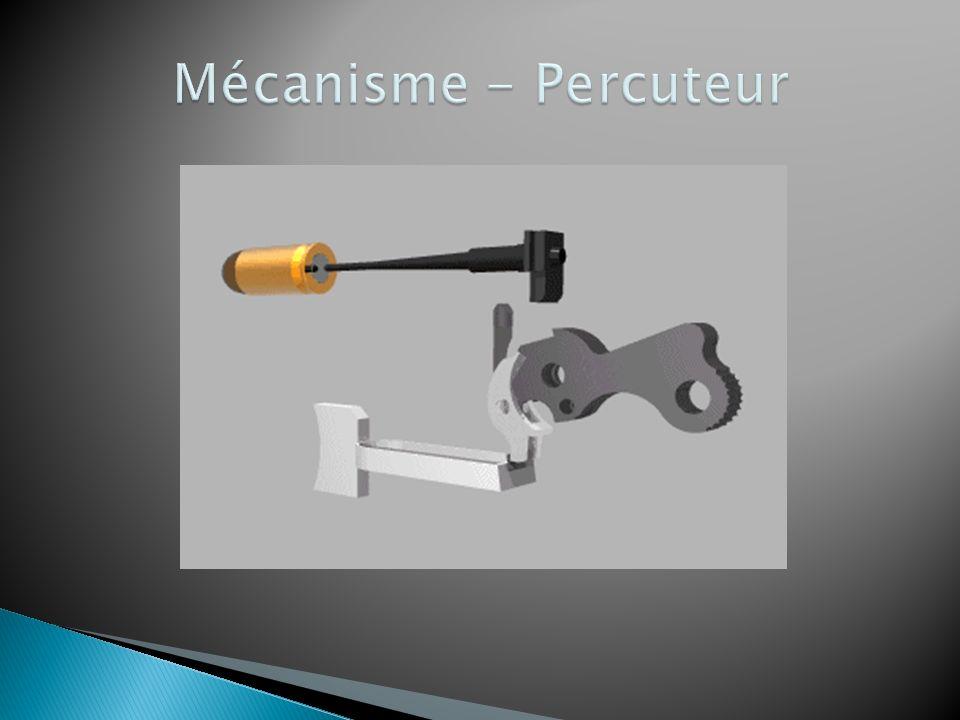 Mécanisme - Percuteur