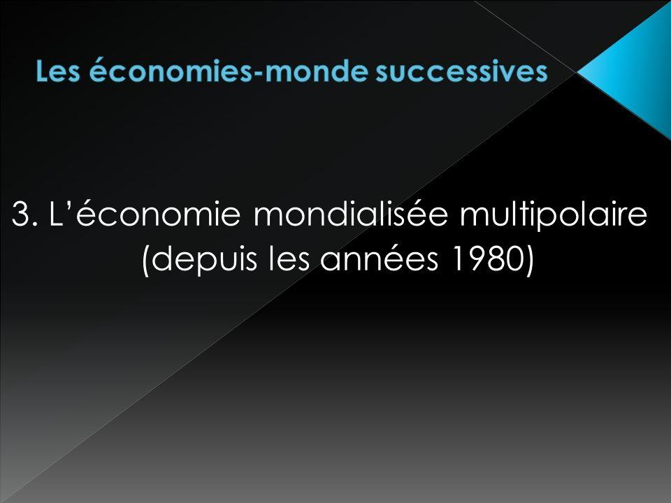 Les économies-monde successives