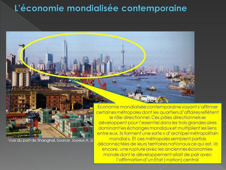 L'économie mondialisée contemporaine