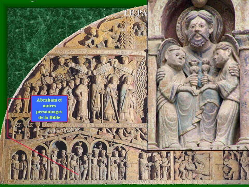 Abraham et autres personnages de la Bible