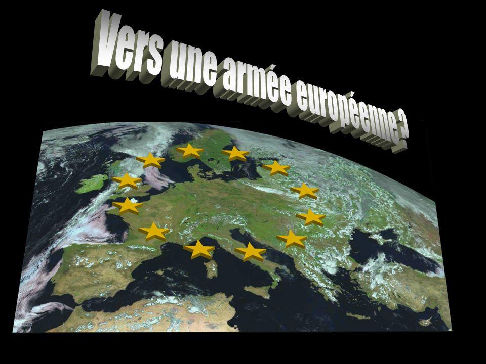 Vers une armée européenne