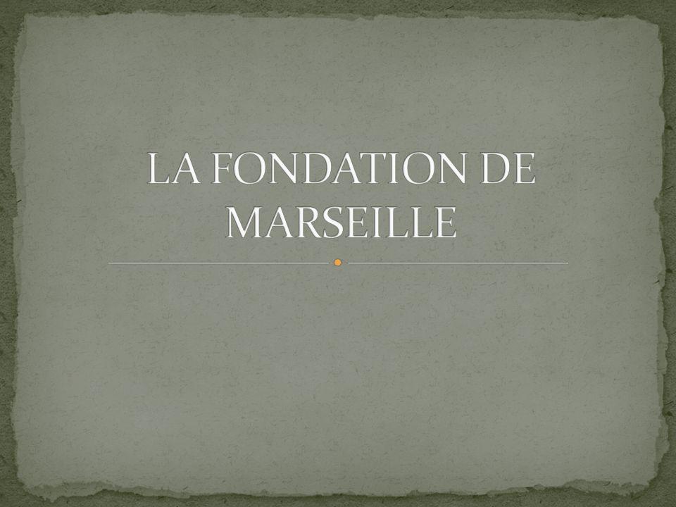 LA FONDATION DE MARSEILLE