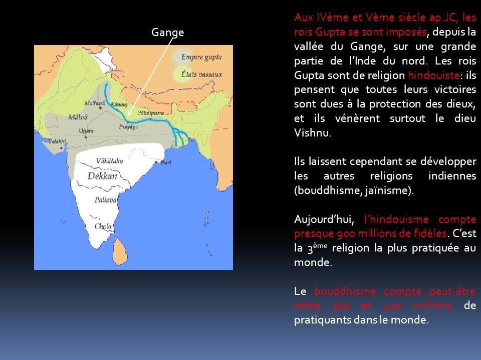 Aux IVème et Vème siècle ap