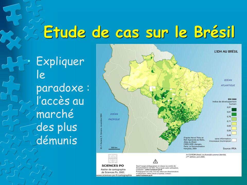 Etude de cas sur le Brésil