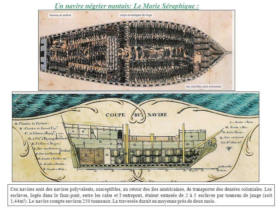 Un navire négrier nantais: Le Marie Séraphique :