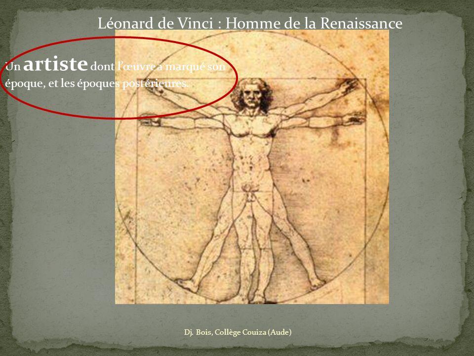 Léonard de Vinci : Homme de la Renaissance