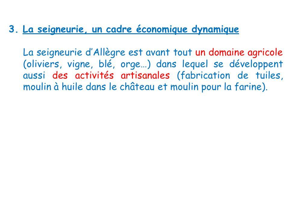 3. La seigneurie, un cadre économique dynamique