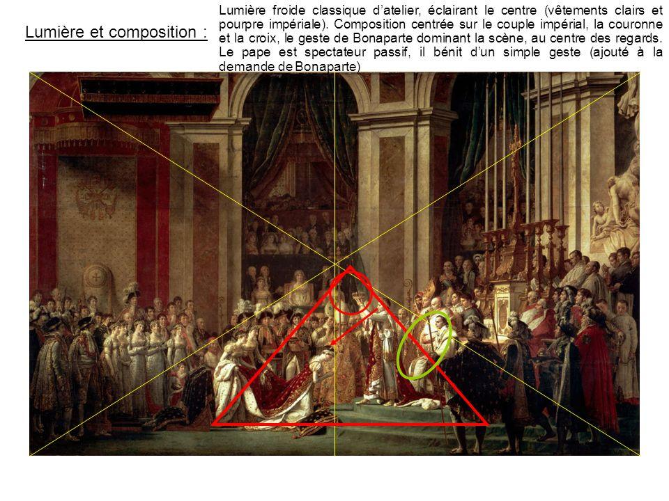 Lumière et composition :