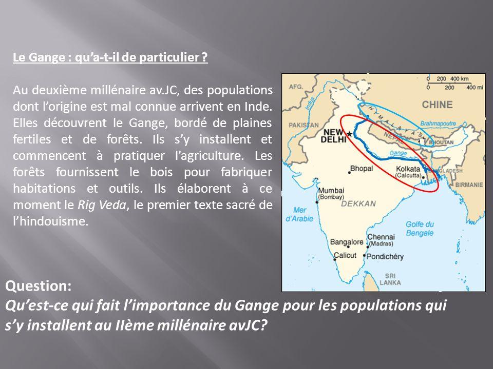 Le Gange : qu'a-t-il de particulier