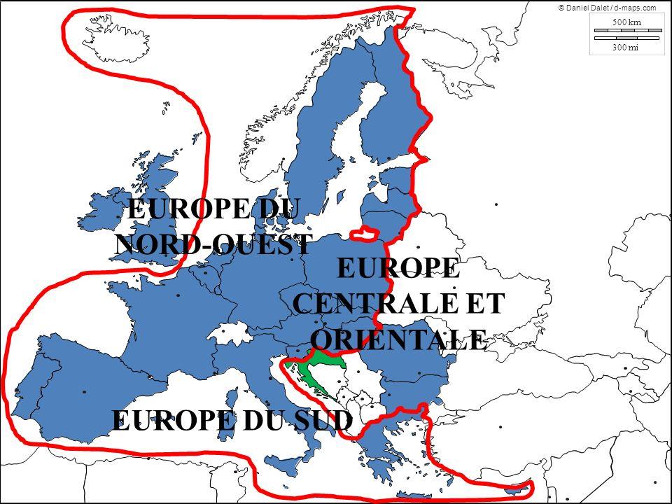 EUROPE CENTRALE ET ORIENTALE