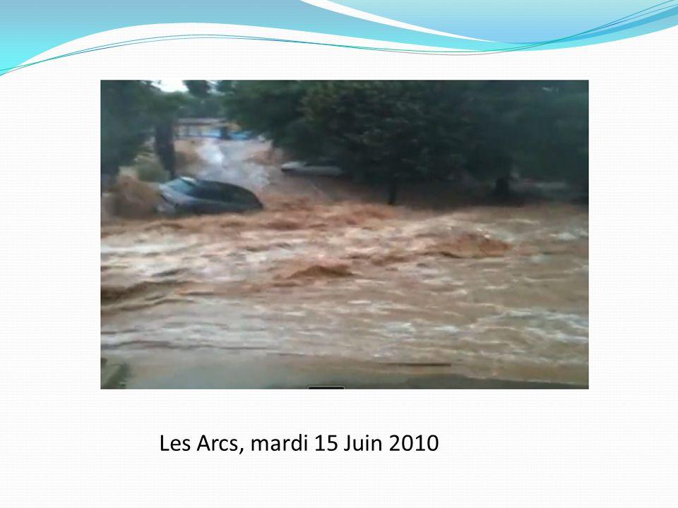Les Arcs, mardi 15 Juin 2010