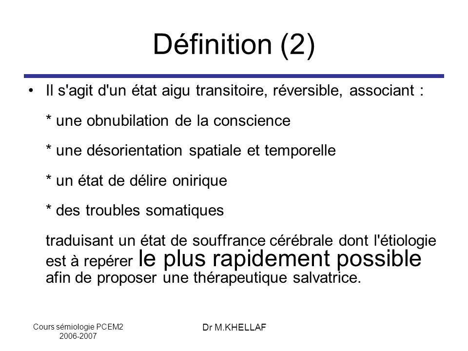 Définition (2)
