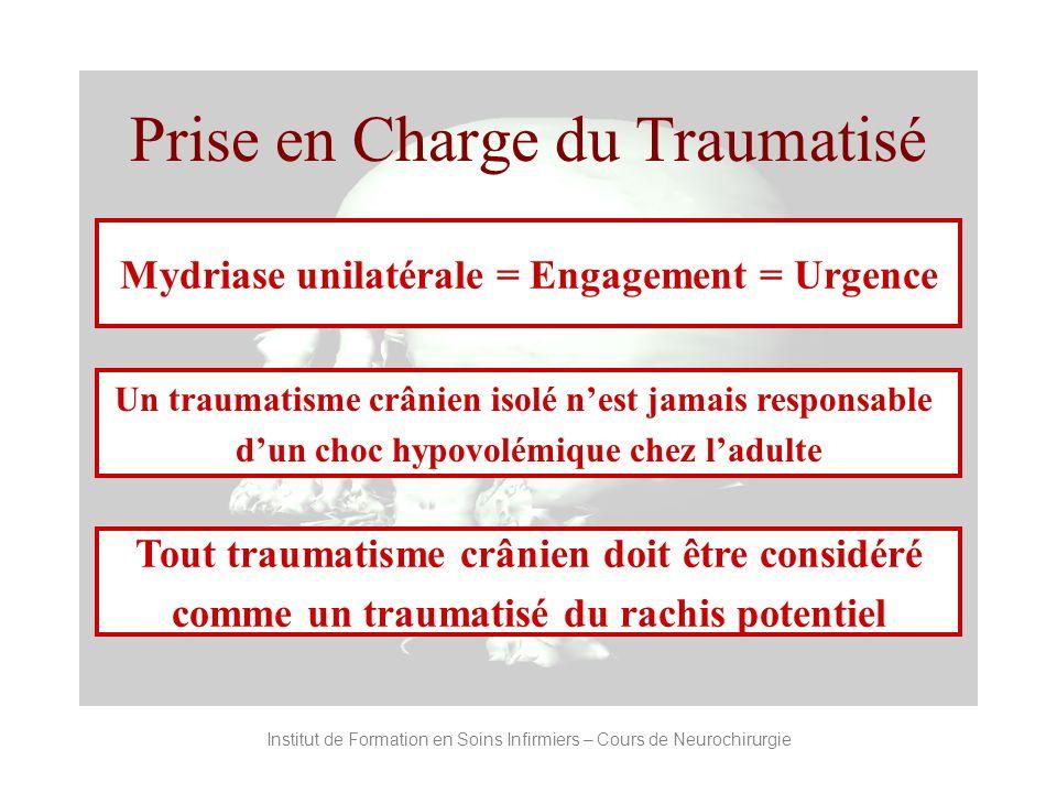 Prise en Charge du Traumatisé