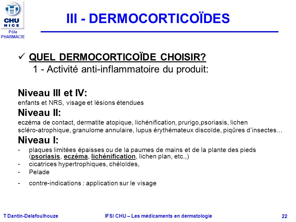 LES MEDICAMENTS EN DERMATOLOGIE - ppt video online télécharger