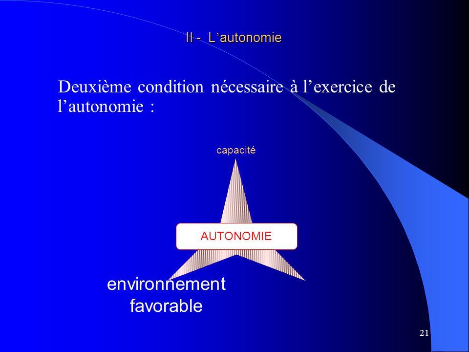 environnement favorable