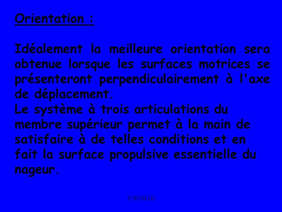 Orientation :