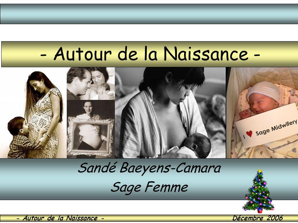 - Autour de la Naissance -