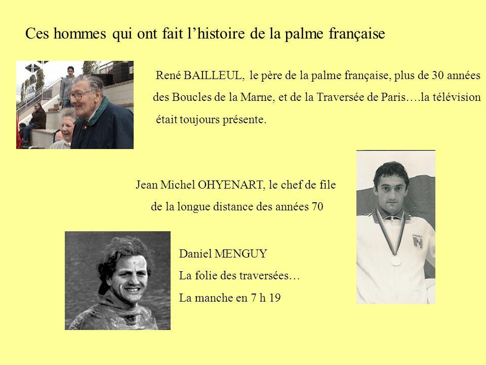 Ces hommes qui ont fait l'histoire de la palme française