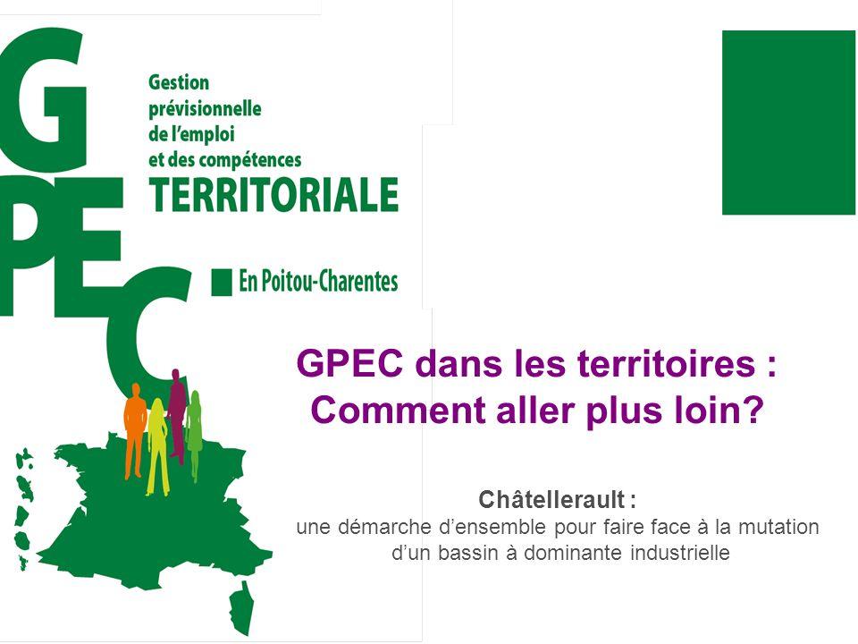 GPEC dans les territoires : Comment aller plus loin