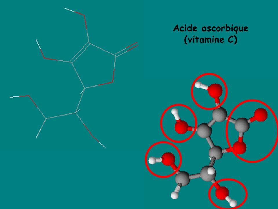 Acide ascorbique (vitamine C)