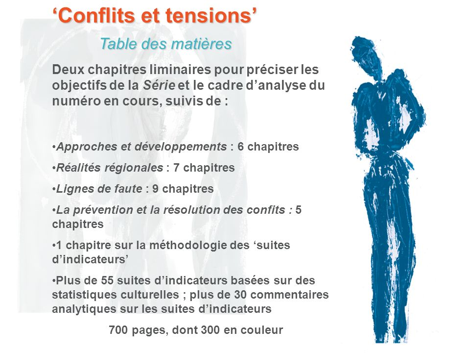 'Conflits et tensions'
