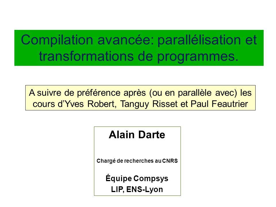 Chargé de recherches au CNRS