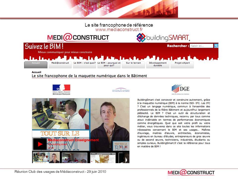 Le site francophone de référence
