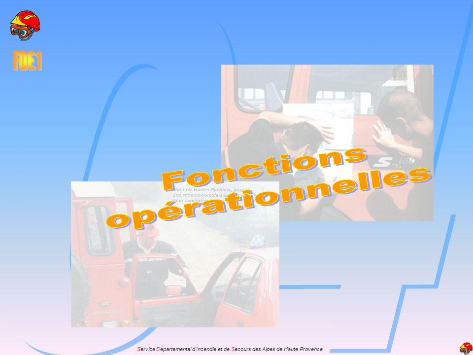 Fonctions opérationnelles